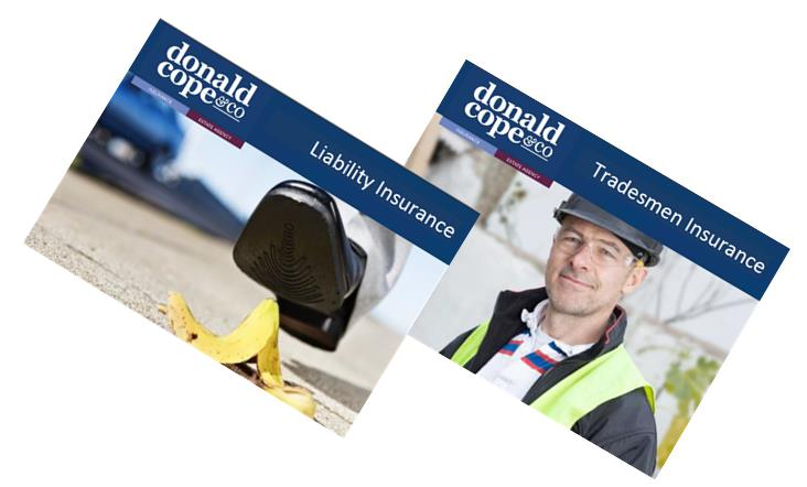 liability and tradesmen
