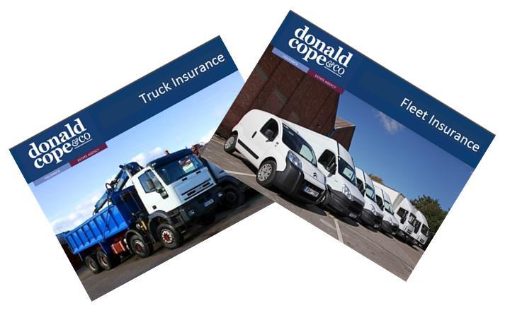 fleet and truck