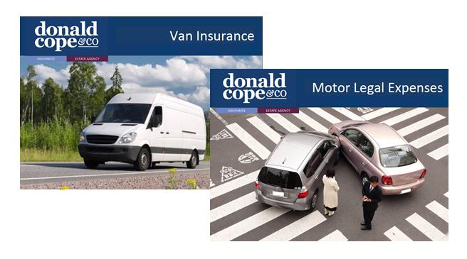 van and motor legal