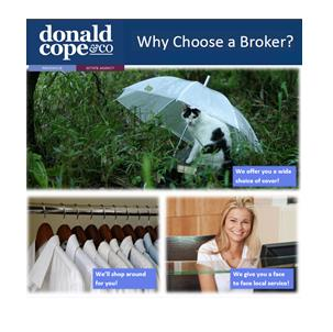 why a broker